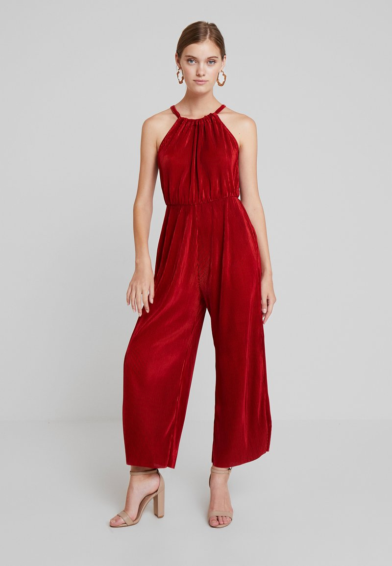 mint&berry - Overall / Jumpsuit /Buksedragter - red