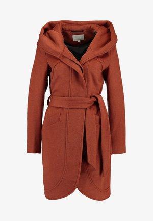 Classic coat - picante