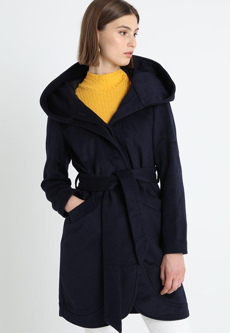 mint&berry - Zimní kabát - demo navy