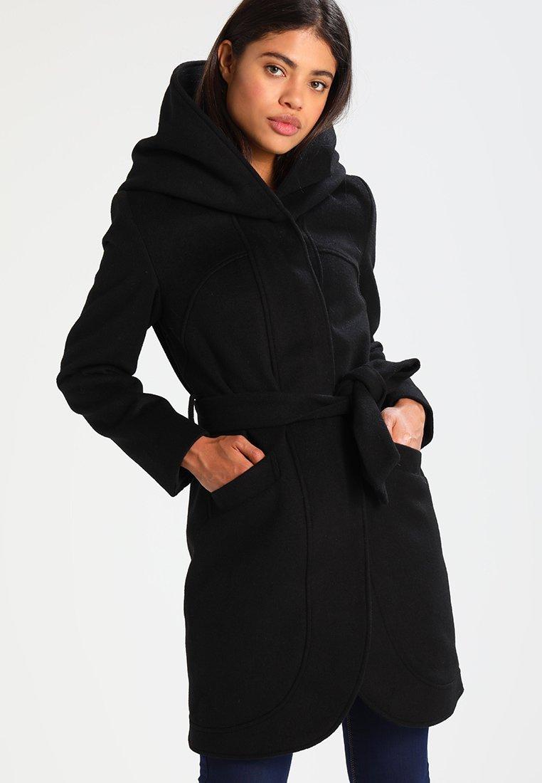 mint&berry - Classic coat - black