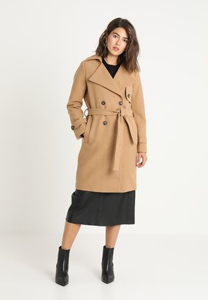 Trenchcoat - camel as swatch
