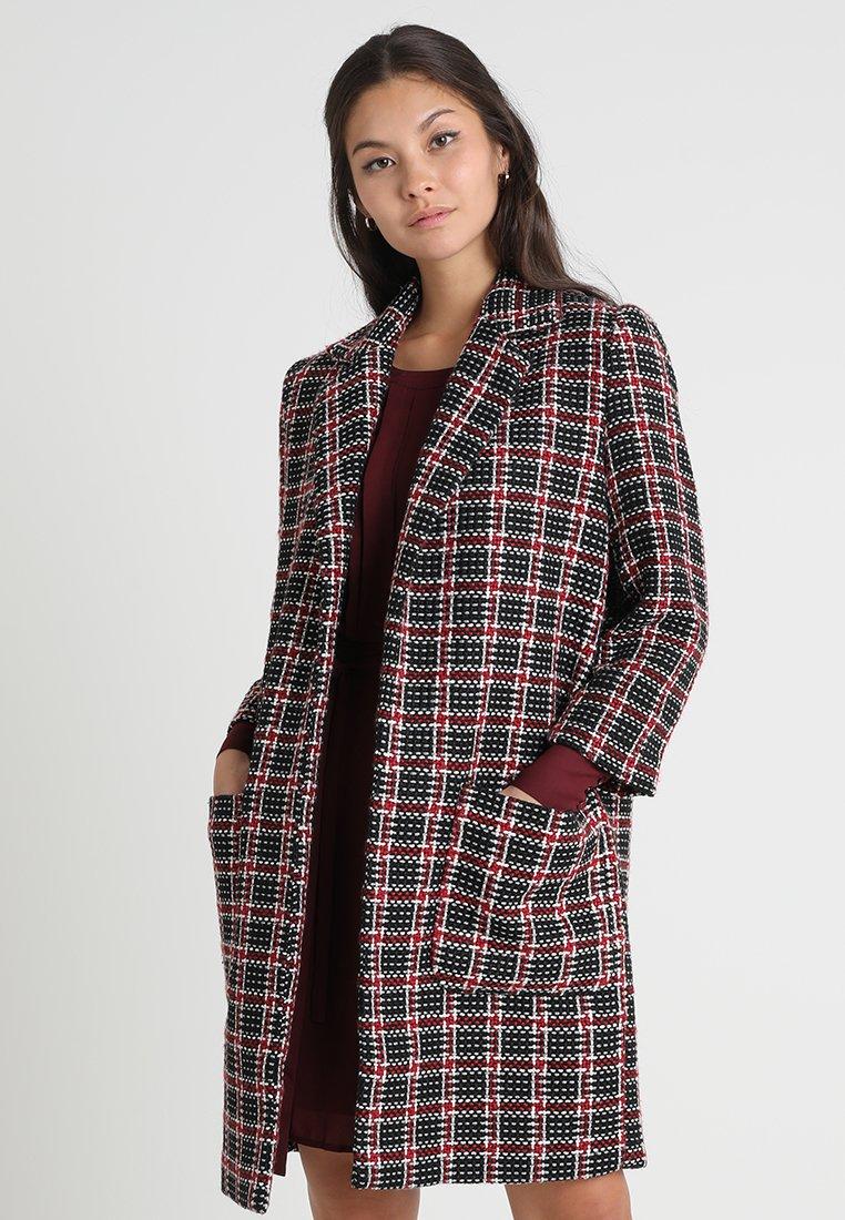mint&berry - Zimní kabát - red/black