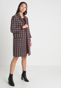 mint&berry - Zimní kabát - red/black - 1