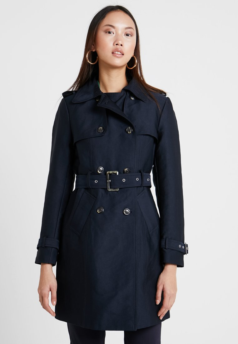 mint&berry - Trenchcoats - dark blue