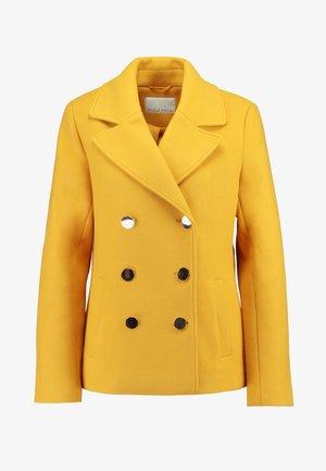 Summer jacket - golden yellow