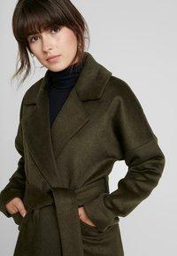 mint&berry - Classic coat - khaki - 4