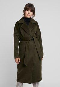 mint&berry - Classic coat - khaki - 0