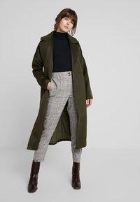 mint&berry - Classic coat - khaki - 1