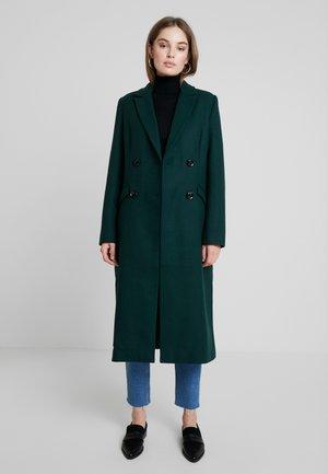 Płaszcz wełniany /Płaszcz klasyczny - scarab