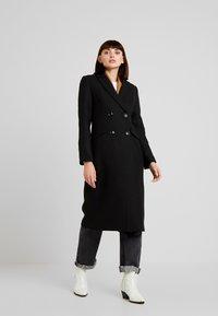 mint&berry - Zimní kabát - black - 0