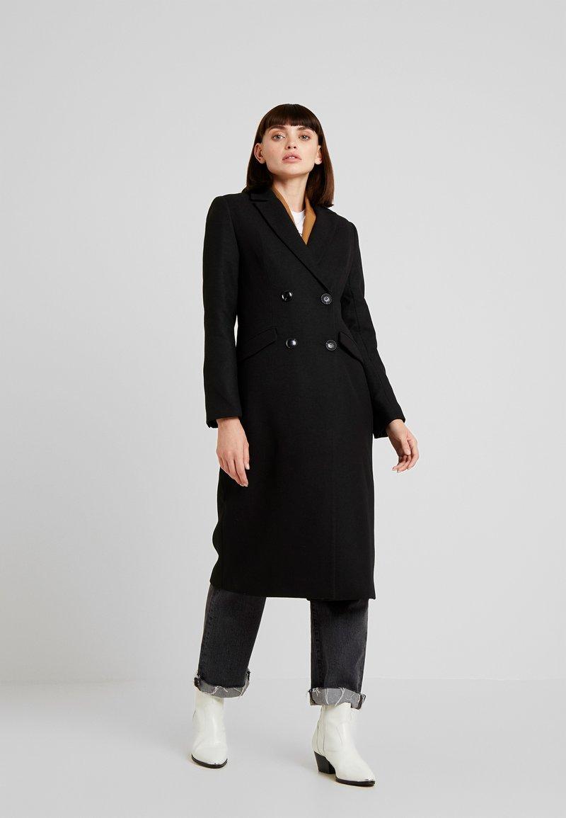 mint&berry - Zimní kabát - black