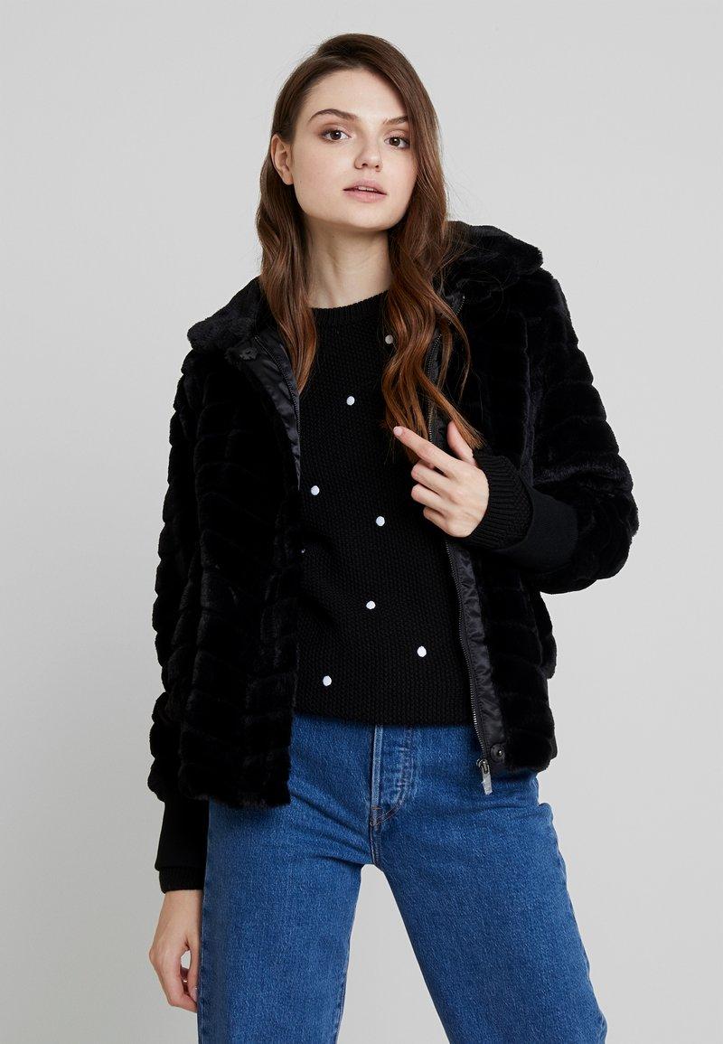 mint&berry - Winter jacket - black