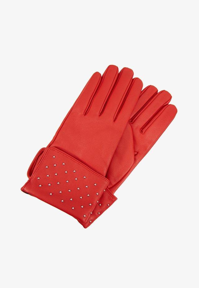 Fingervantar - red