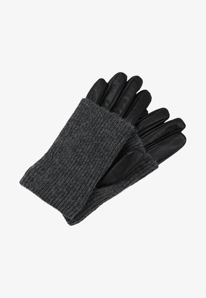 Guantes - black/grey