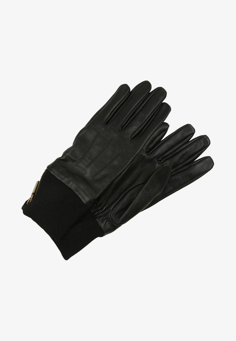 mint&berry - Fingerhandschuh - black/grey