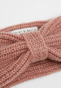 mint&berry - Ear warmers - pink - 4