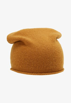 Mössa - mustard