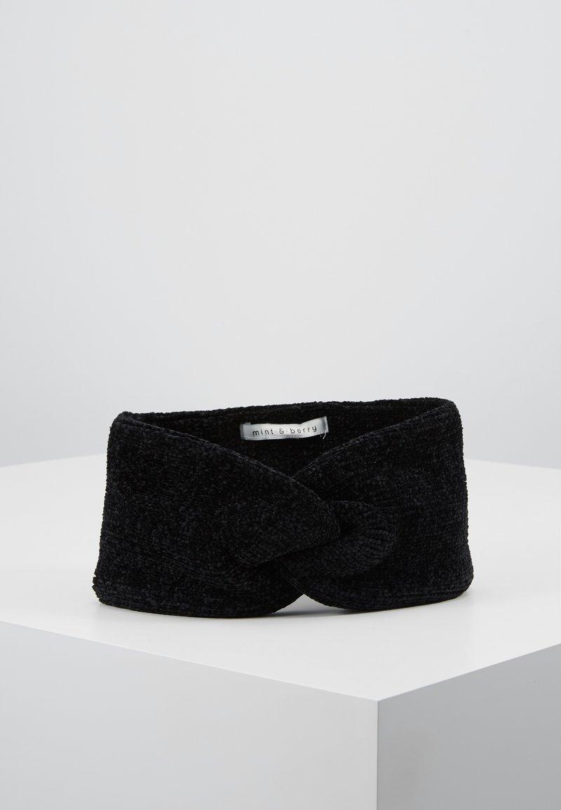 mint&berry - Ørevarmere - black