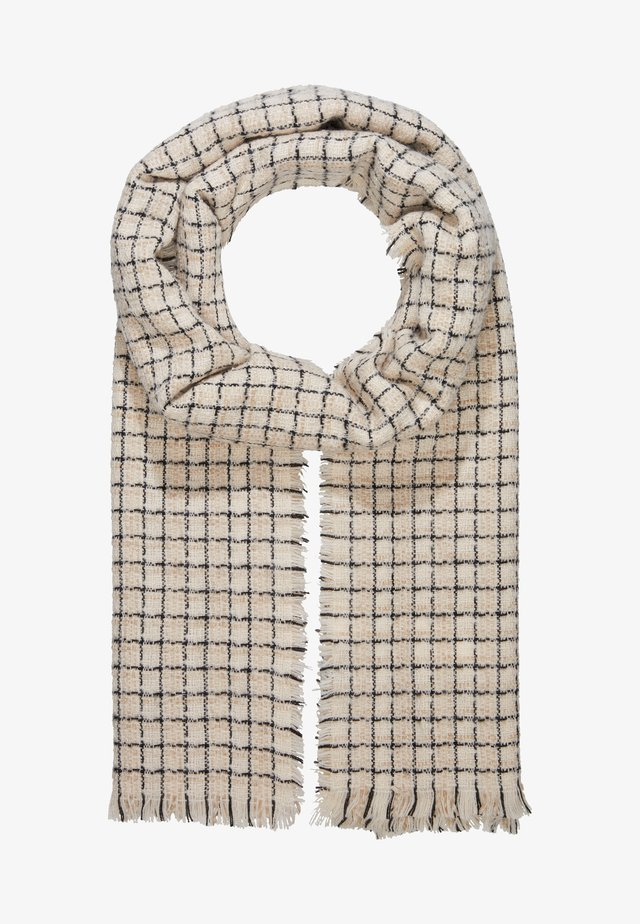 Schal - beige