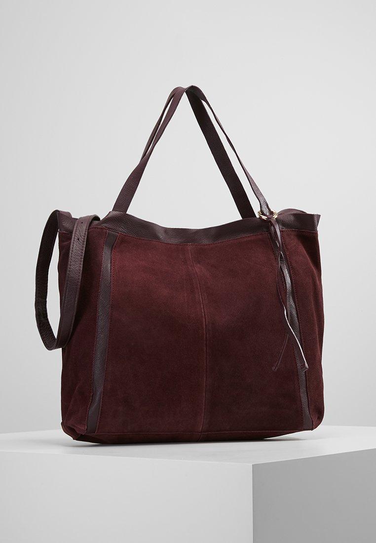 mint&berry - Tote bag - plum