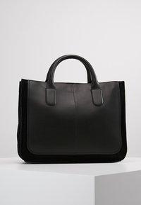 mint&berry - LEATHER - Handbag - black - 2