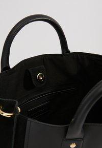 mint&berry - LEATHER - Handbag - black - 4