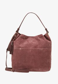 mint&berry - LEATHER - Handbag - dusty rose - 5
