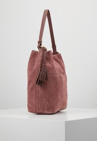 mint&berry - LEATHER - Handbag - dusty rose - 3