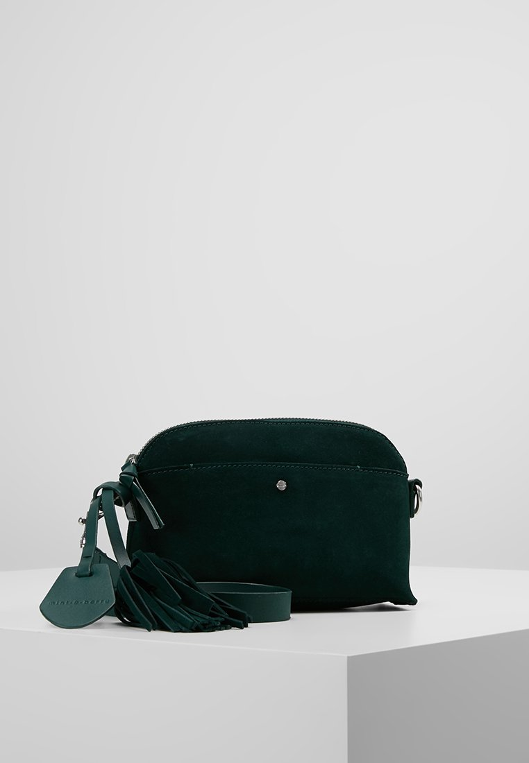 mint&berry - Across body bag - forrest green