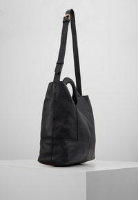 mint&berry - LEATHER - Across body bag - black - 3