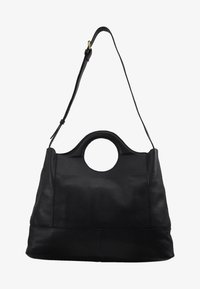 mint&berry - LEATHER - Across body bag - black - 5
