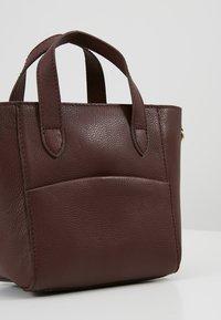 mint&berry - LEATHER - Handbag - burgundy - 6