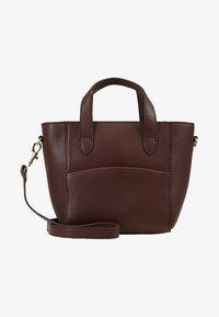 mint&berry - LEATHER - Handbag - burgundy - 5