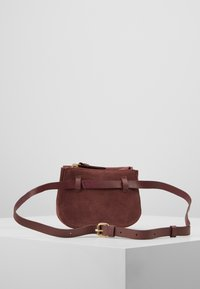 mint&berry - LEATHER - Bum bag - dusty rose - 2