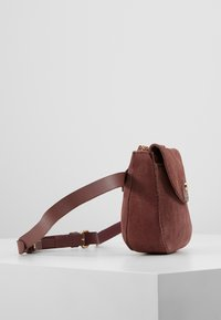 mint&berry - LEATHER - Bum bag - dusty rose - 3