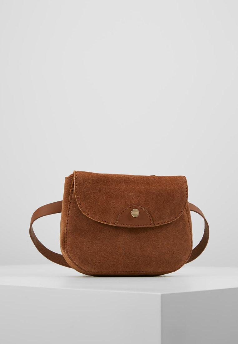 mint&berry - Bum bag - cognac