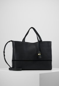 mint&berry - LEATHER - Briefcase - black - 0