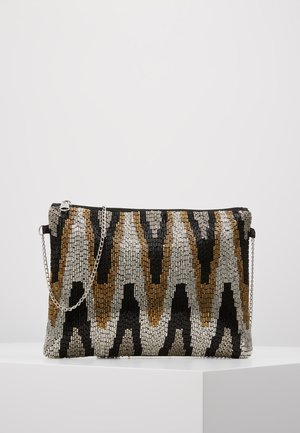 Clutches - gold/silver
