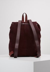 mint&berry - LEATHER - Rucksack - purple - 2