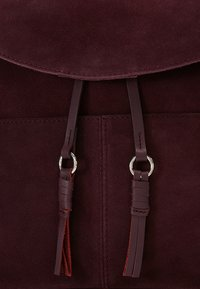 mint&berry - LEATHER - Rucksack - purple - 6