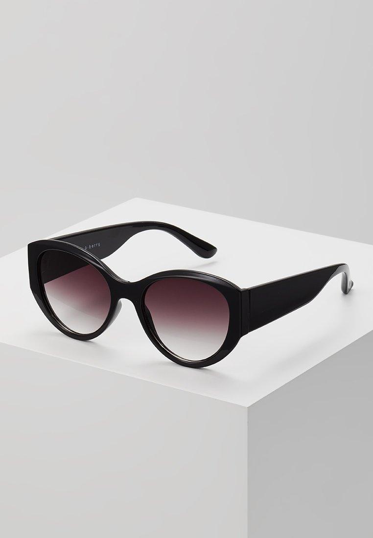 mint&berry - Lunettes de soleil - black