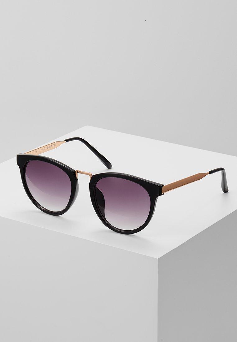 mint&berry - Okulary przeciwsłoneczne - black