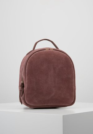 LEATHER - Tagesrucksack - dusty rose
