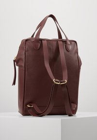 mint&berry - LEATHER - Reppu - burgundy - 2