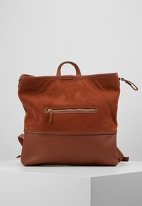 mint&berry - LEATHER - Reppu - dark cognac - 5