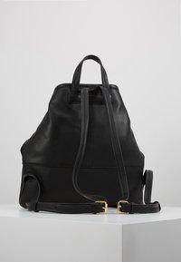 mint&berry - LEATHER - Rucksack - black - 2