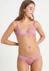 mint&berry - Underwired bra - pink - 1