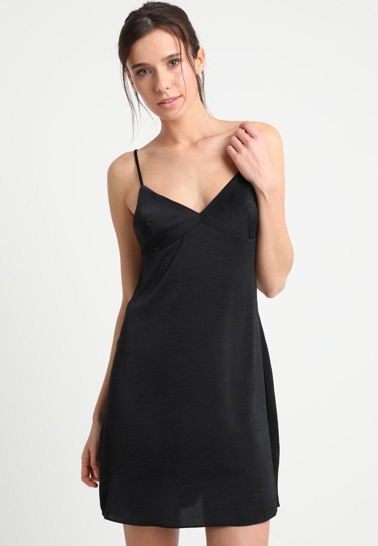 mint&berry - Noční košile - black