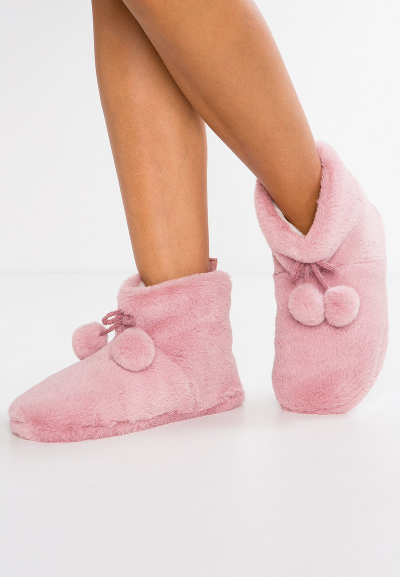 mint&berry - Slippers - pink