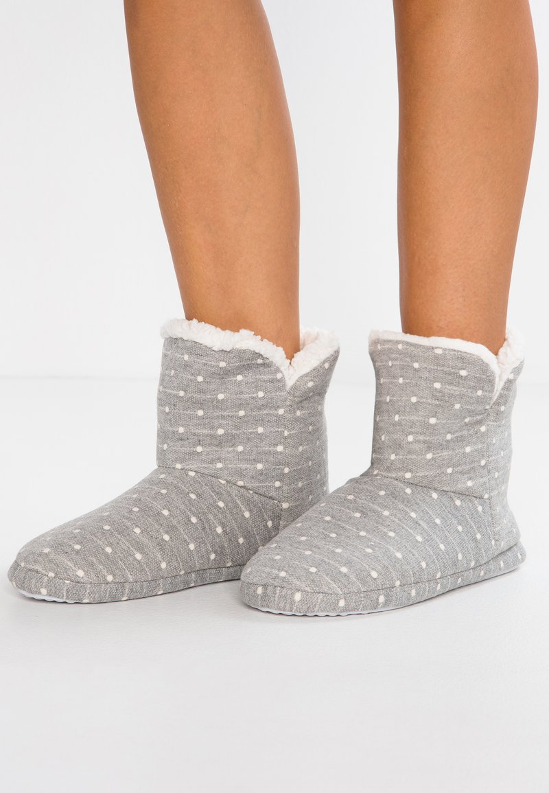 mint&berry - Slippers - grey